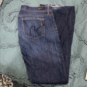 Citizen Low waist Flare Ingrid #002- size 29